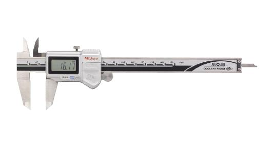 "Absolute digimatic caliper ""Mitutoyo"" model 500-724-10"