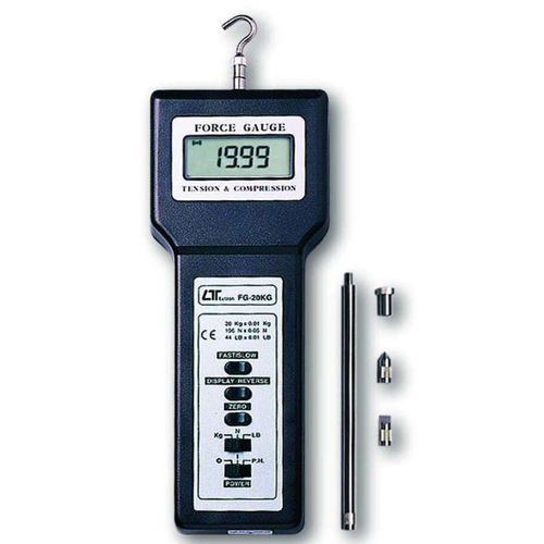 "Digital Force Gauge ""Lutron"" Model FG-20KG"
