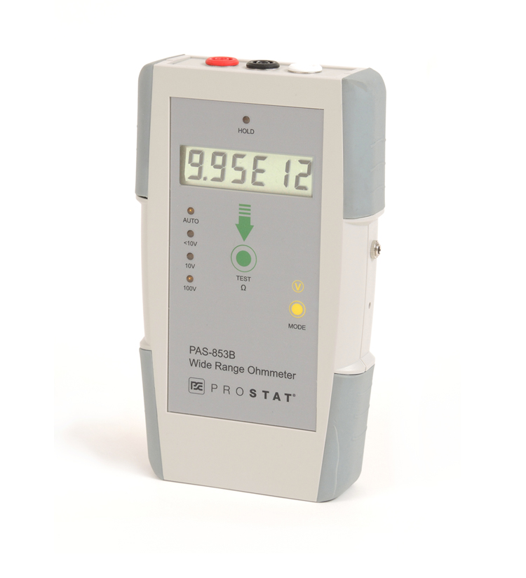 "Digital Surface Resistance Test Kit ""Prostat""  Model PAS-853BRM"