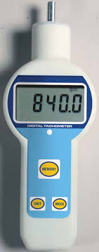 "Digital Tachometer /Length Meter ""Checkline"" Model EHT-600"