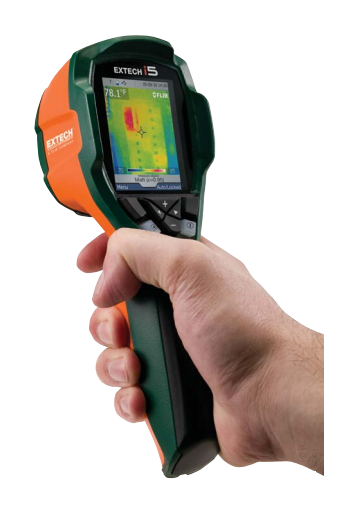 EXTECH i5 Thermal Imaging Infrared Camera