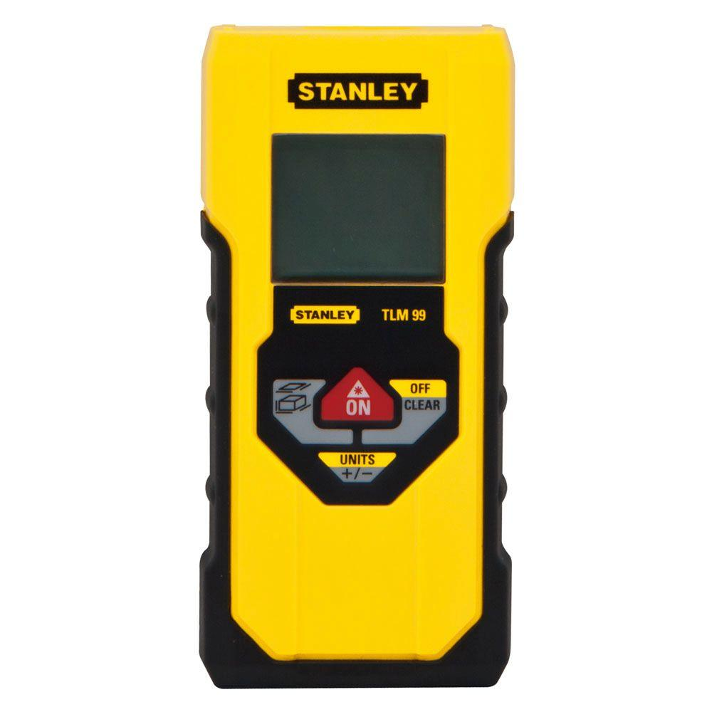 "Laser Distance Measurer ""Stanley"" Model TLM99"