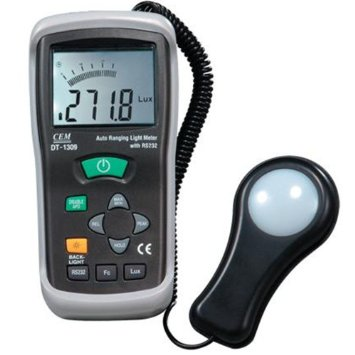 "Lux Meter ""CEM"" Model DT-1309"