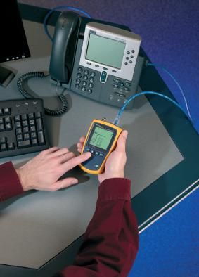 "Micro Scanner Cable Verifier ""Fluke"" Model MS2-100"