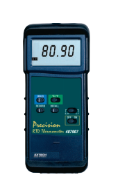 "Heavy Duty RTD Thermometer ""Extech"" Model  407907"