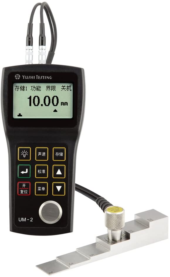 "Ultrasonic Thickness Gauges  ""Yushi"" Model UM-2"